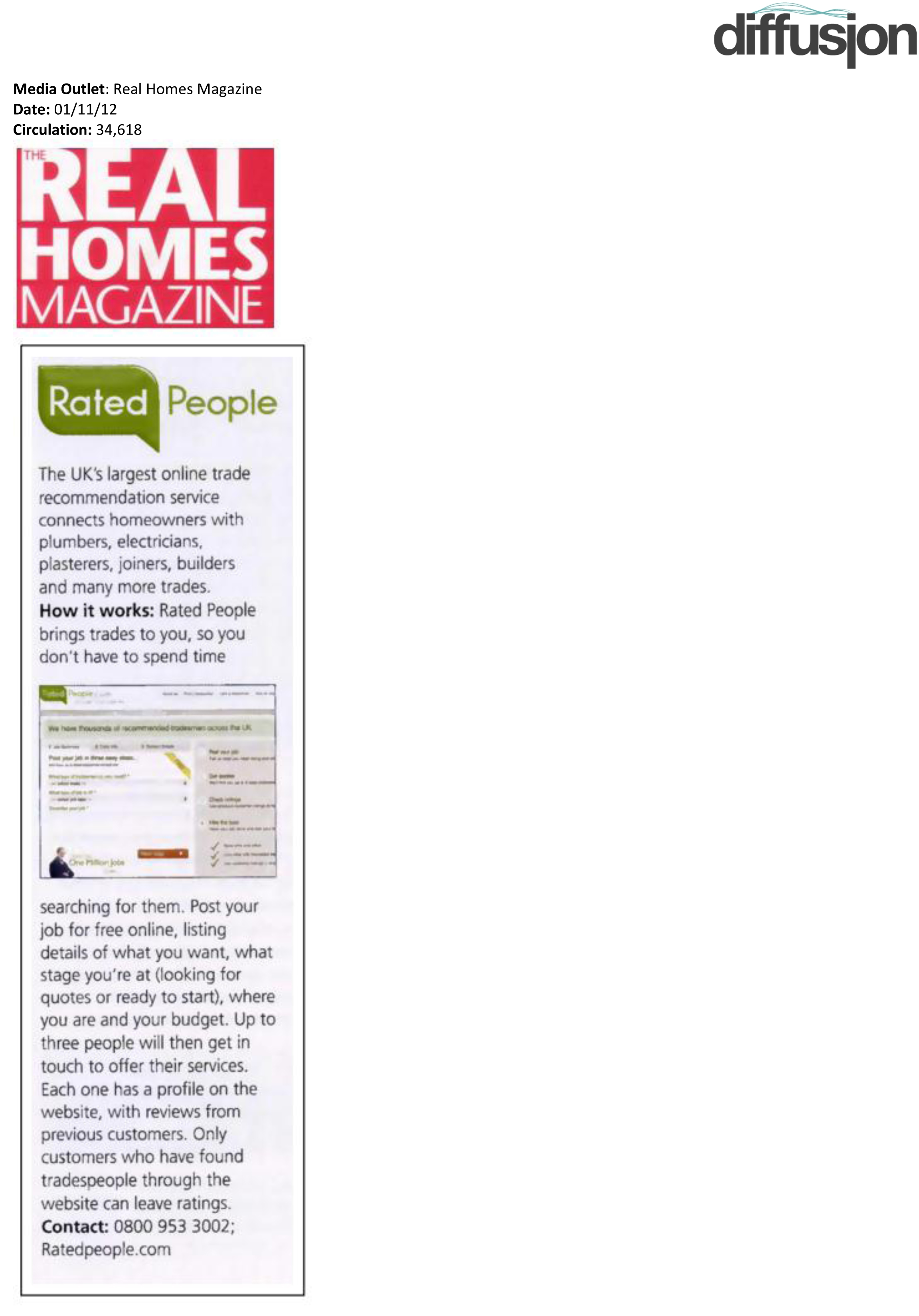01 11 12 Real Homes Magazine - Home